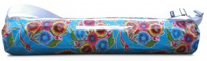 BlooM Yoga Bags - FlowerLee collection - Aqua (2)
